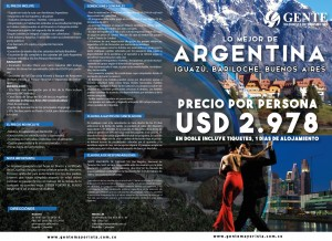 Flayer Argentina Gente mayorista