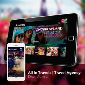All In Travels Website