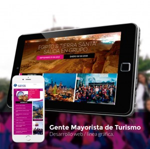 Gente Mayorista Website