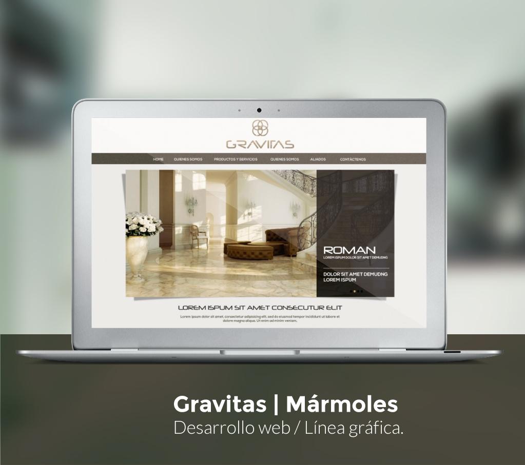 Gravitas Website