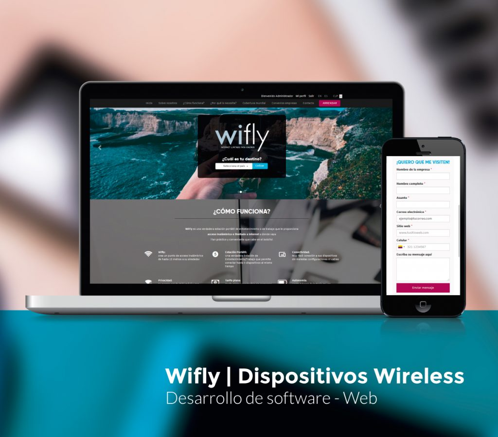 Wifly Wireless