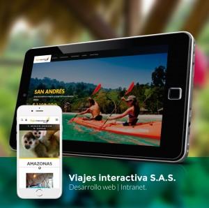 Web Viajes Interactiva SAS